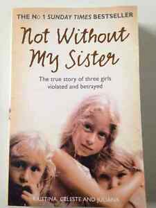 Book: Not Without my Sister (Paperback)