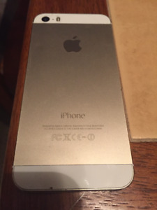 Gold iPhone 5s ( Rogers )