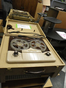 1948 Webcor Tape Recorder