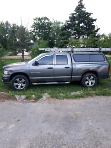 2005 dodge ram 1500 5.7 LITRE BLOW MOTOR STLL ,PARTING OUT