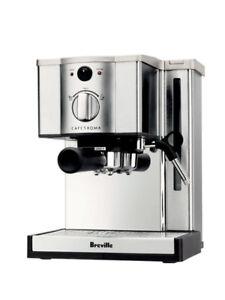 Machine expresso Café Roma Breville
