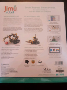 Remote control build your own robot