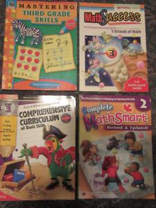 Grade 3 Math Work Books