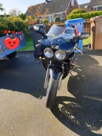 Suzuki 400cc gsxr rrsp