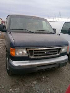 2006 Ford E-150 Econoline Van For Sale