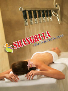 $30/HH up ♥Table Shower✚Body Massage@Shangri-La ♥(