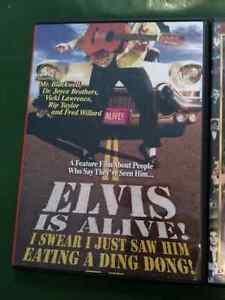 elvis 4 dvds  gift for a excellent price Kitchener / Waterloo Kitchener Area image 8