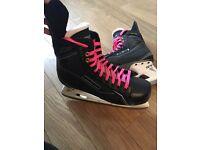 Bauer Supreme 170 Ice Hockey Skates Uk Size 9.5 (9) EE width