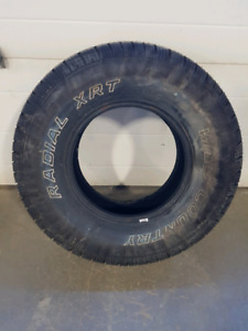 Brand new 31x10.5x15 only 1