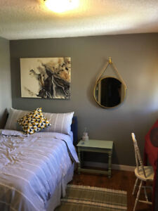 Townhouse for rent on Hillside Ave - July 1st