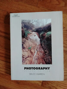 Photography Textbook - Photography by Bruce Warren (2nd Edition) Cambridge Kitchener Area image 1