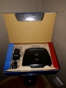 wireless point d'accès Linksys Dual band