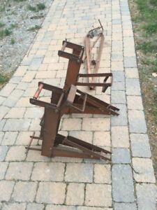 Looking for old pumpjack and or braces
