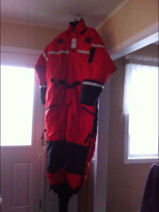 Helly Hansen snowmobile suit