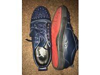 Christian Louboutin style men's shoes.