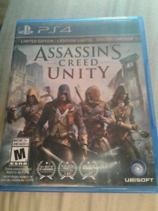 Assassins creed unity edition limité
