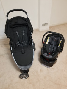 Britax B-Agile 3 Elite Travel System