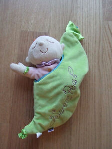 Sweet Pea Soft First Doll - Manhattan Toy