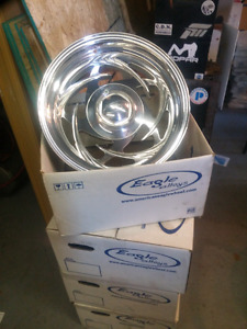 "17"" rims new in box"