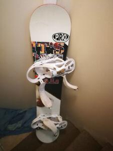 Snowboard 'salomon official' for sale- 155cm