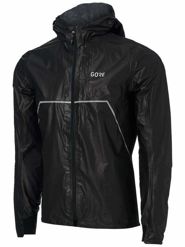 Gore R7 Gore-tex Shakedry Hooded Running Jacket