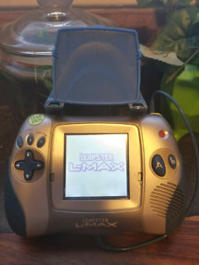 Leapster lmax learning system