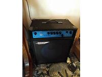 Ashdown Electric Blue 180 bass combo