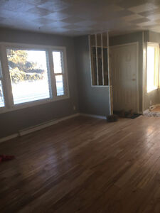 Three bedroom house suite for rent