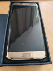 Samsung galaxy S7 edge gold platinum (32GB)