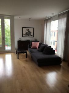 4 1/2 For Rent by the Atwater Market (Little Burgundy/St. Henry)