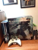 320GB Halo 4 Limited Edition Xbox 360 (Plus 67 games)