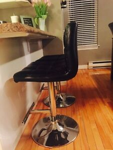 Two Bar Stools for $200!