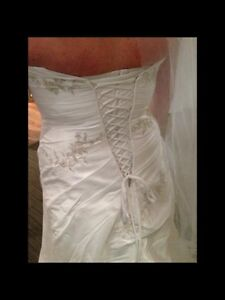 Brand New Callista Wedding Dress Kingston Kingston Area image 6