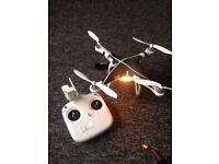 dji phantom vision drone quadcopter