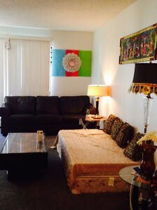1 furnished BR available close to UoC for a female only