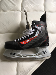 Skates size 10, used 8 times