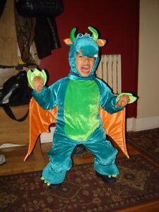 Costume d'Halloween « Dragon »