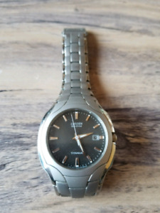 Mens Citizen watch