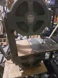 working Antique radial arm saw and band saw Kitchener / Waterloo Kitchener Area image 1