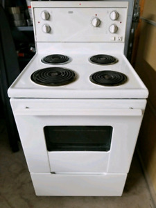"""24"""" Compact Stove for basement or condo appartment"""