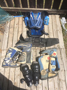 Motocross accessories, OFFERS