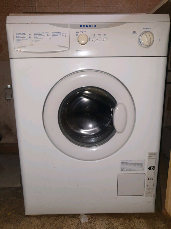 Bendix Washer Dryer In Westbury Wiltshire Gumtree