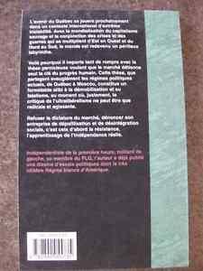 LE DEVOIR DE RESISTANCE  PIERRE VALLIERES West Island Greater Montréal image 2