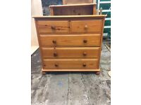 Stunning Chest of drawers solid wood