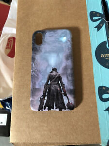 Bloodborne iPhone X Case - Brand new, never used