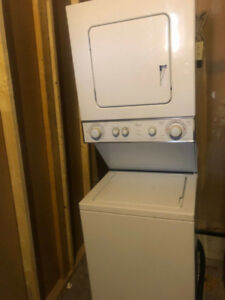 24 inch 2 in 1 stackable washer and dryer for sale
