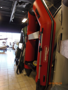 For Sale! Brand New 7.6' Zodiac Style Inflatable Boat (Dinghy)