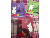Moomin book set