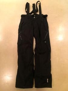 Pantalon de ski/snow Eider noir pour homme taille M