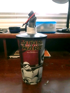 Star Wars Movie Theatre Exclusive Cup With Topper